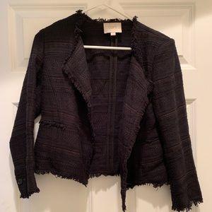 Black blazer LOFT